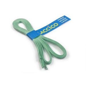 MINT Flat Waxed Shoelaces width 4 mm