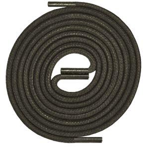 VERT MILITAIRE lacets tous usages robustes et cirés, diamètre 2,5 mm